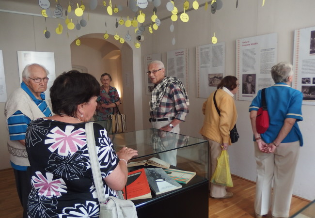 Do muzea zavítá civilisovaná žena