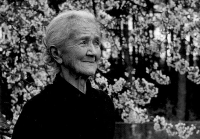 Významná výročí Anny Pammrové