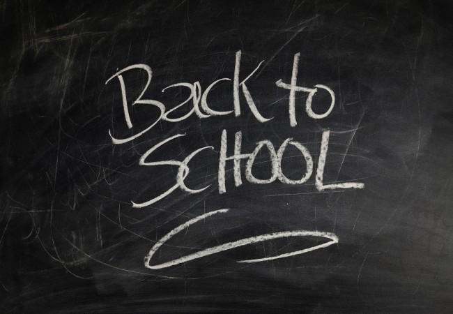 S končícími prázdninami začíná nový školní rok