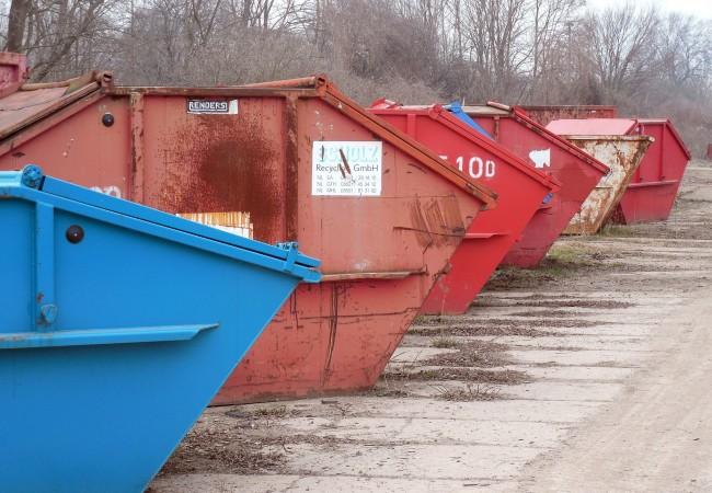 Mobilní sběr odpadu