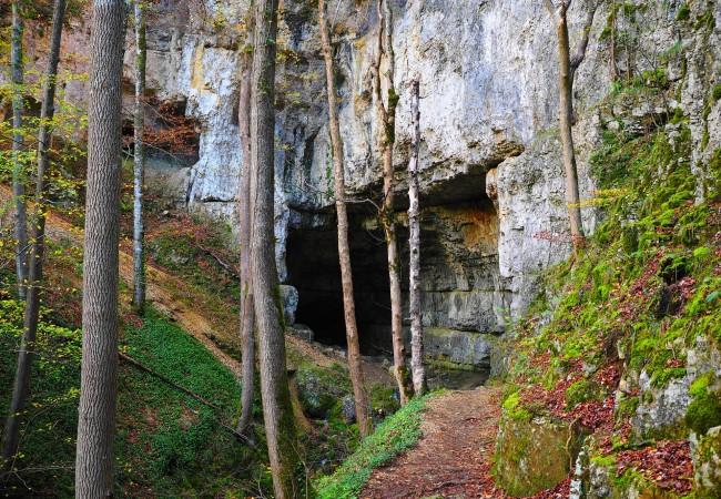 Zvýletu doSloupsko-šošůvských jeskyní