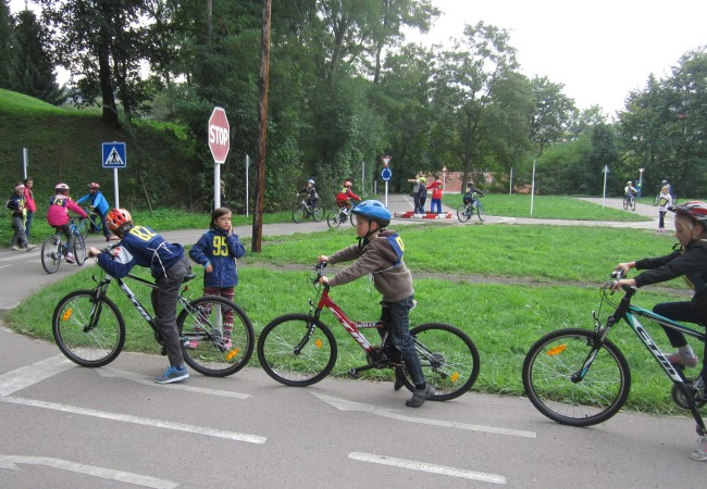 Budou znás dobří cyklisté?