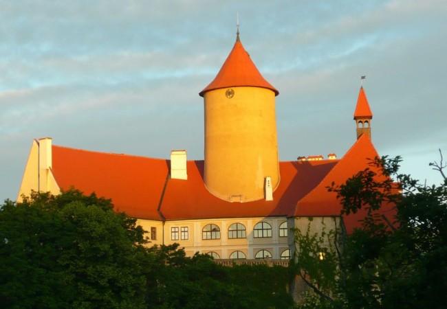 Návštěva Jarošova mlýna a hradu Veveří