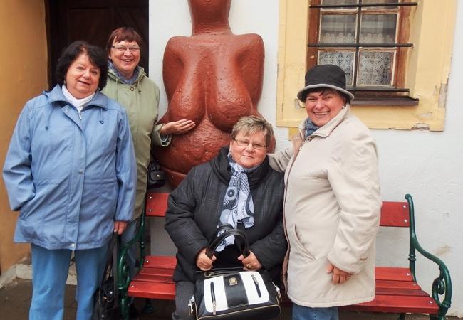 Z výletu na jižní Moravu