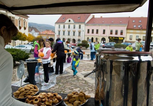 Tradiční oslava podzimu v Tišnově
