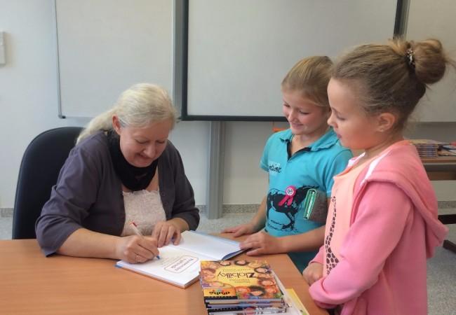 Podpora čtenářství a čtenářské gramotnosti na ZŠ Smíškova