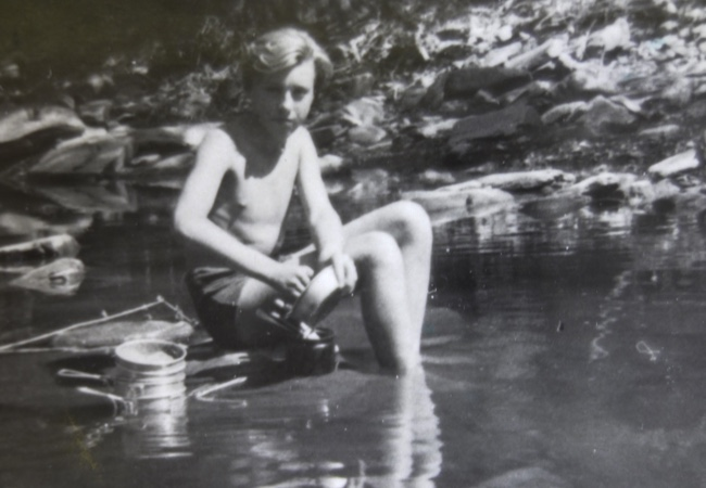 Kámen zmizelých – Jaroslav Dyky Fiala