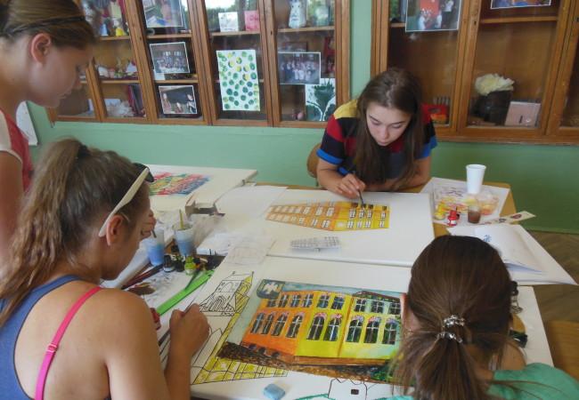 Studenti tišnovského gymnázia navštívili Moldavu nad Bodvou