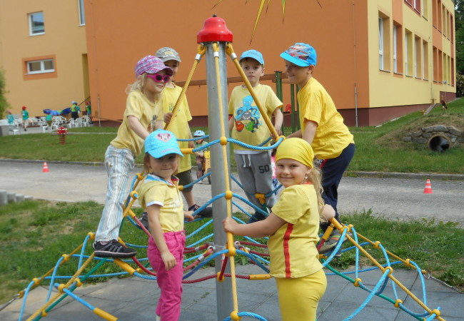 Mateřská škola Sluníčko v Tišnově oslaví své 35. výročí