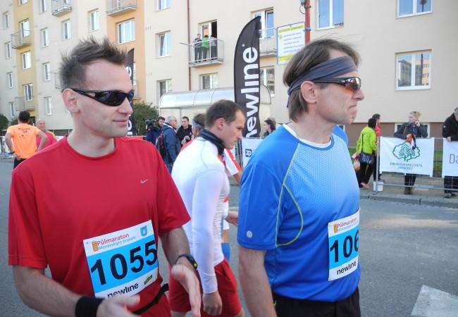 Ohlédnutí za Blanenským půlmaratonem 2015