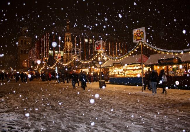 Vánoční jarmark v Rožnově pod Radhoštěm a adventní Olomouc