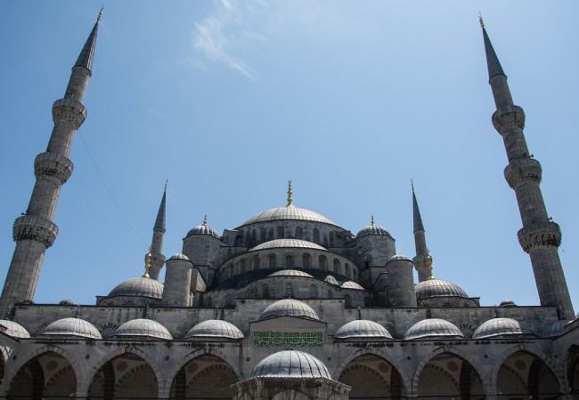 Gymore a přednáška o islámu