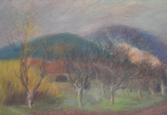 Jako perly bez pýchy – akvarely a malby Zdenky Ranné (1919–1990)