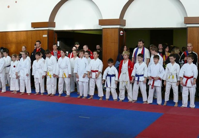 Pohár talentů karate