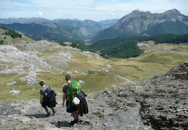 Prokleté Albánské hory I.