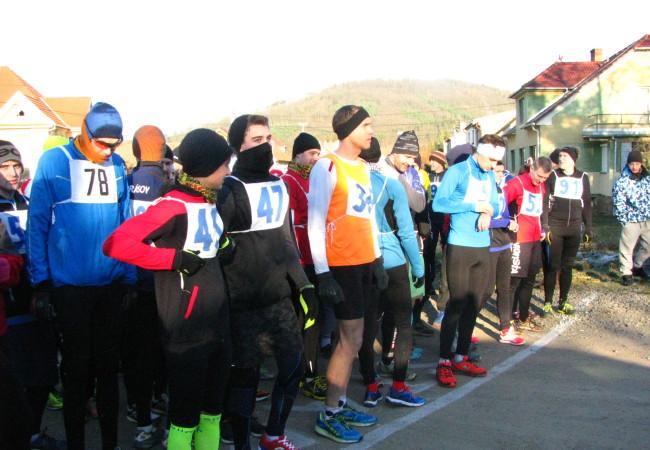 Silvestrovský běh 2015