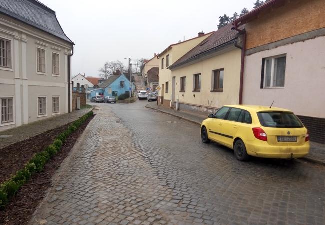 Ulice Jungmannova zůstane i nadále jednosměrná