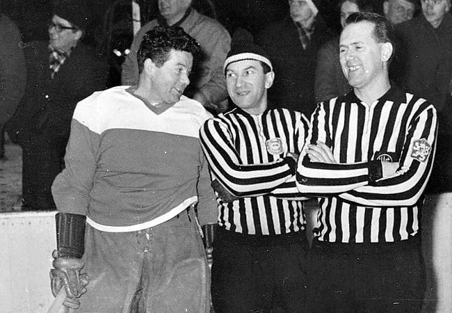 Krásné jubileum hokejového mohykána