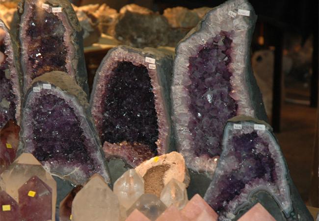 Minerály vTišnově po osmdesáté