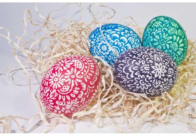 Velikonoce a tradiční jarní svátky