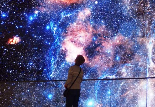 Ze zájezdu do Hvězdárny a planetária Brno