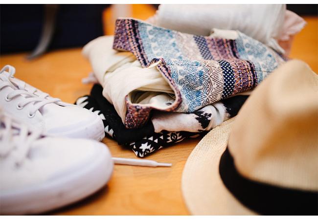Humanitární sbírka textilu a ošacení