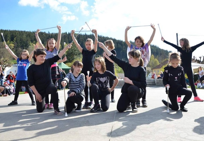 Inspiro na oslavě Mezinárodního dne tance