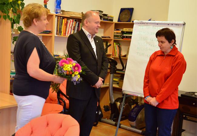 Již 10 let pomáháme aneb Oblastní charita Tišnov slaví 10 let existence