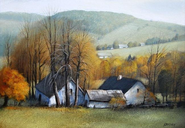 Jiří Kristen – Vysočina v obrazech