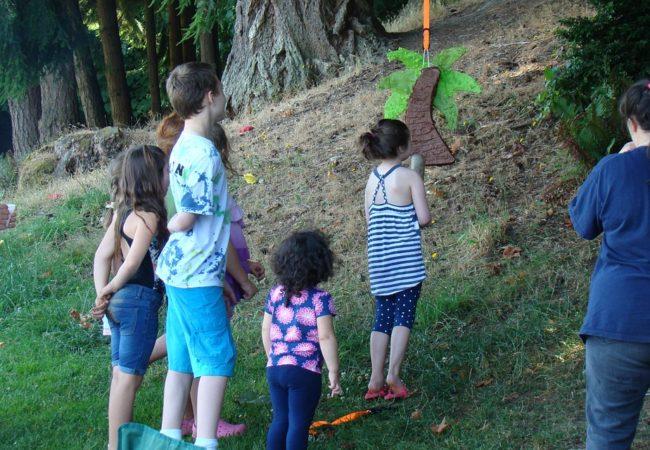 Lesní rodinný klub na Tišnovsku: Pravidelná setkání rodičů s dětmi