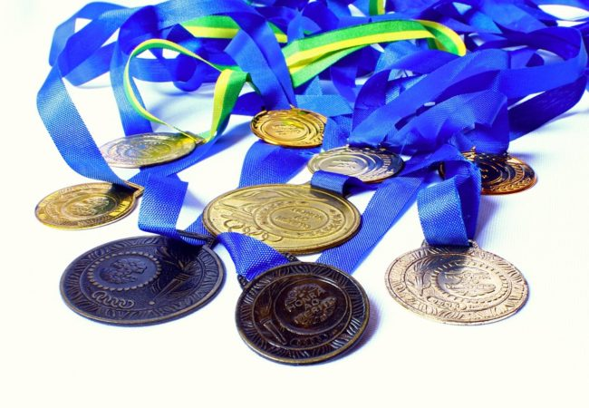 Mozek roku a Sportovec roku 2016