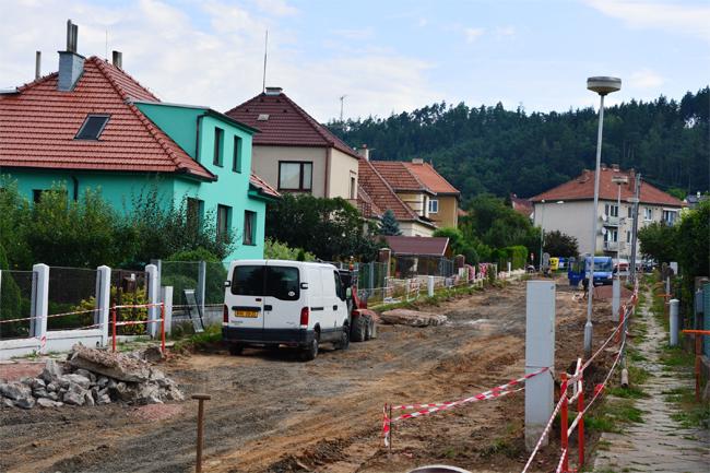 Přehled aktuálních investičních akcí města Tišnova