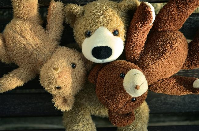 Zapojte se do soutěže o nejhezčí fotografii dítěte splyšovým medvídkem!