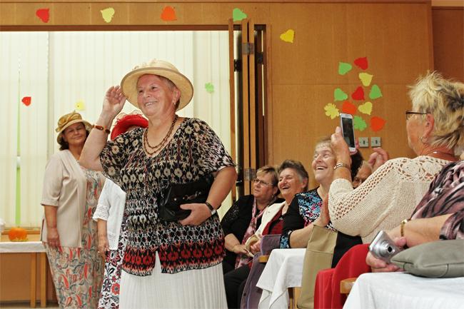 Akční Den seniorů vTišnově