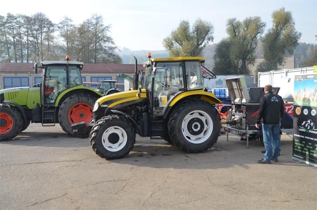 Den zemědělské techniky