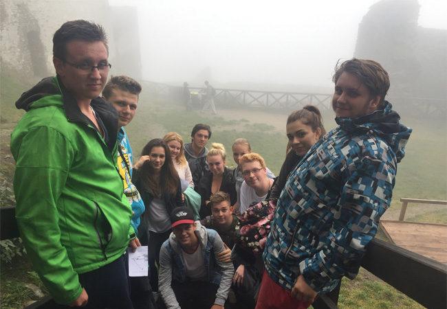 Exkurze na Kokořínsko
