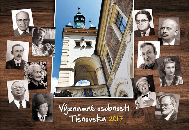 Kalendář Významné osobnosti Tišnovska 2017