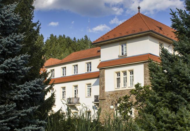 Tišnovská nemocnice zahajuje rekonstrukci