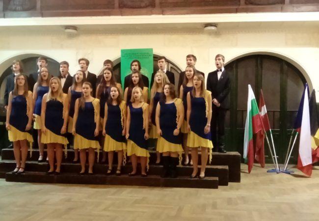 Adventní hudba – adventní Praha