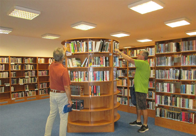 Aktuálně zMěstské knihovny Tišnov