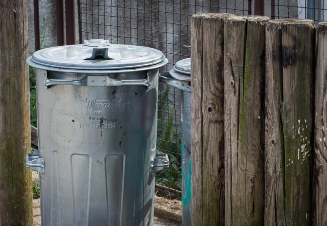 Informace o svozu odpadu