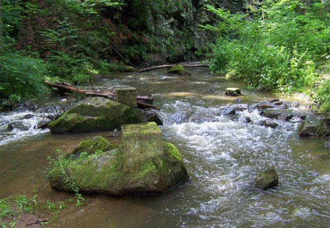 Toulky údolím potoka Halda a Libochůvka
