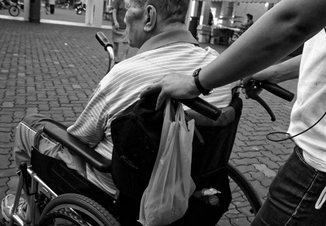 Výběrové řízení – pečovatelka