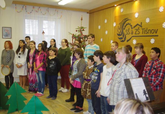 Tradice vánoční besídky