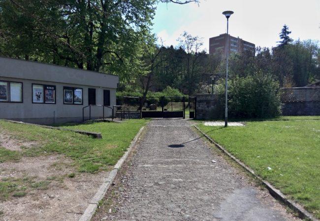 Anketa k projektu znovuoživení areálu letního kina Tišnov