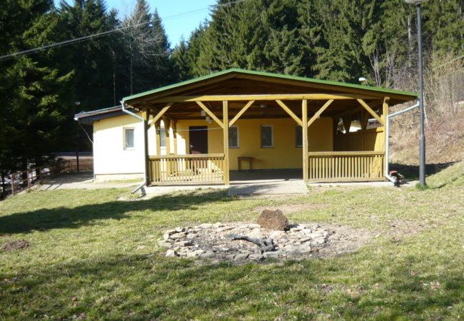 Relaxování v přírodě a nejen to nabízí Rekreační středisko Brumov
