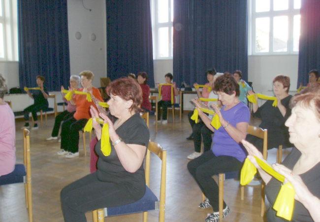 Činnost Pobočného spolku diabetiků v Tišnově