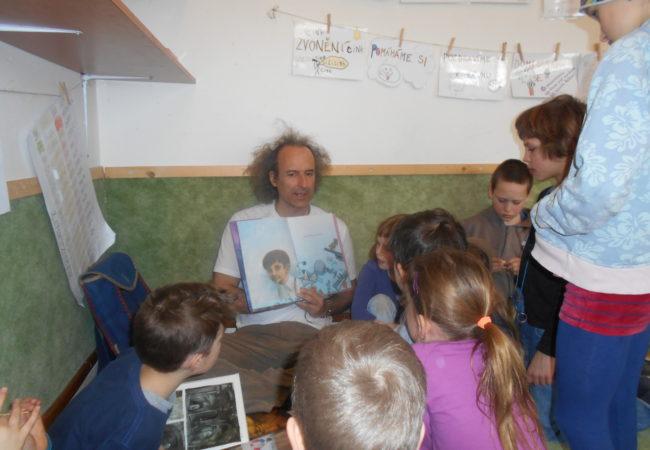 ZaHRAdní pozvánky a návštěva Pavla Čecha