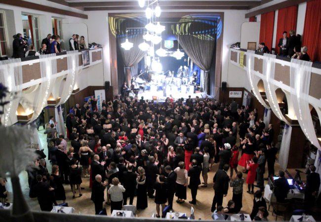 Velký dík za XIII. reprezentační ples města Tišnova