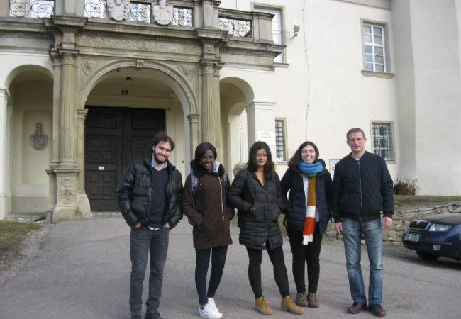 Zahraniční hosté na Fortice